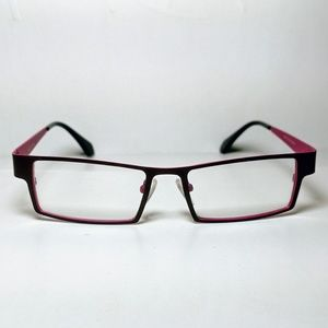 NEW- SmartBuy M387D Women's Purple Pink Eyeglasses